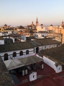 Rooftops of the old city